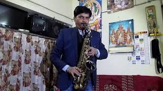 Mere Rashke Qamar Saxophone Cover Dr C B Savita