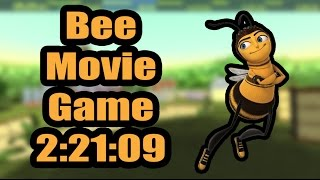 Bee Movie Game: Speedrun World Record - 2:21:09 width=