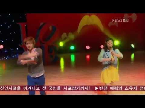 Dream High 2: JB & Kang Sora - Bobbed Hair/Short Hair ( Episode 12