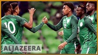 🇳🇬 Fears over pay overshadow Nigeria's World Cup campaign   Al Jazeera English width=