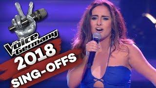 Zedd & Elley Duhé - Happy Now (Maria Pasqua Casti) | The Voice of Germany | Sing-Offs