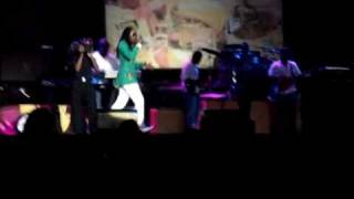 BESCENTA Live At Reggae Sumfest 2010