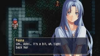 Ys Chronicles - Adol Pervert!!! (Feena Measures) イース PSP