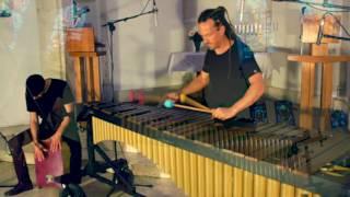 Marimba Rasta - Covers for Marimba by Adi Morag-Coldplay Clocks