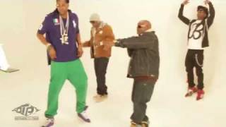 Playaz Circle Ft. Lil Wayne  Birdman - Big Dawg (Behind The Scenes)