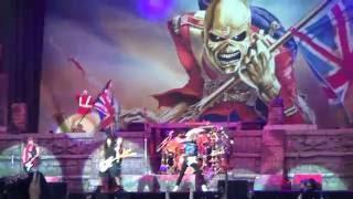 Iron Maiden - The Trooper (live at Graspop 2016, Dessel, Belgium - 19.06.16)