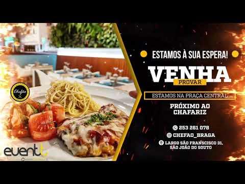 Faça com o Chefão - Bistrô & Steak house - Viver em Braga - Eventt Braga