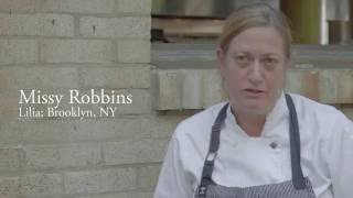 Osteria's Fifth 10x10x10 Dinner feat. Chef Missy Robbins