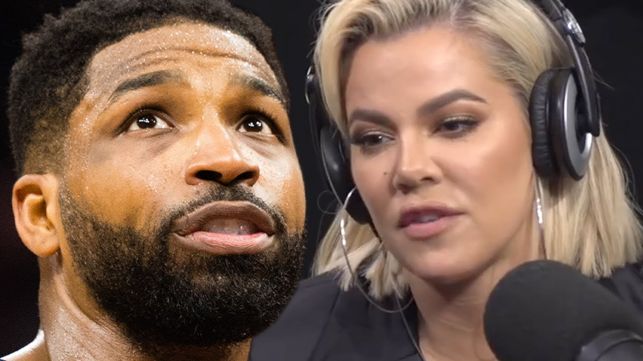 "Khloe Kardashian calls Tristan Thompson a ""Great Person"" & confirms she wants to make things work!"