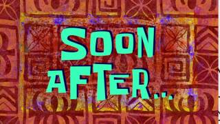 Soon After... | SpongeBob Time Card #136