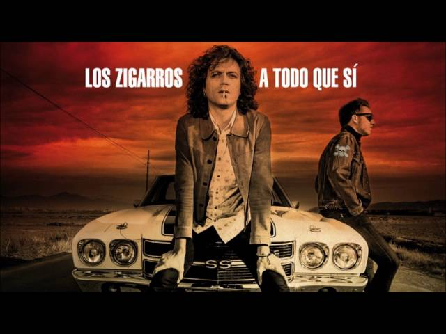 """Loz Zigarros - primer tema de su ultimo disco """"A todo que si"""""""