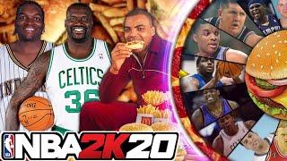 NBA 2K20 Wheel of Weight