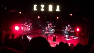 "George Ezra - ""Did You Hear the Rain?"" - O2 Apollo Manchester"