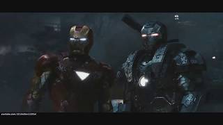 Iron man 2 Music Video *Imagine Dragons - Whatever It Takes*