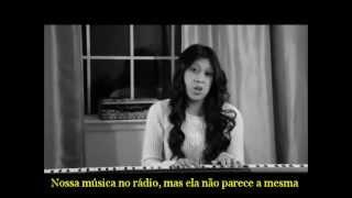 When I Was Your Man (Versão Feminina) Legendado. by: Valerie
