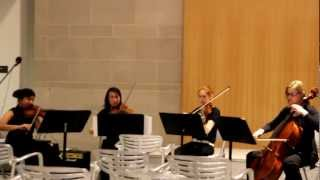 "String Theory performs ""Mind Heist"" from Inception"