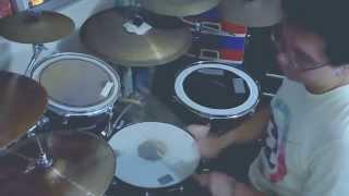Stefano Suzuki - Chora Me Liga - João Bosco e Vinícius (Drum Cover)