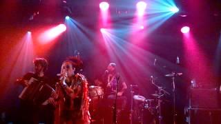La Yegros - Viene De Mi live @ AB Club 20/04/15
