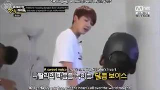 Jungkook [BTS] - singing English