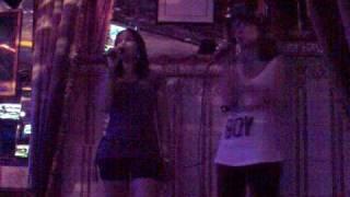 No me enseñaste thalia karaoke sary y bea