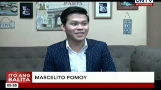 Marcelito Pomoy, nagpasalamat sa Wish 107.5