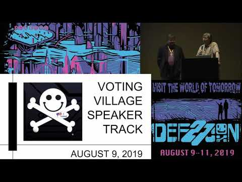 Lessons Learned DEF CON Voting Village
