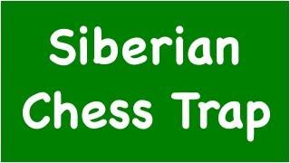 Chess Traps #6: Siberian Trap - Sicilian Defense