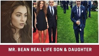 Mr. Bean's Real Life Son And Daughter: Lily Atkinson and Benjamin Atkinson