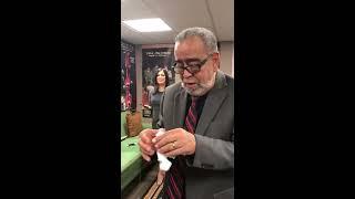 Andy Montañez le juega broma a Tito Rojas