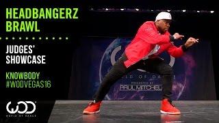 Knowbody | Headbangerz Brawl Judges' Showcase | World of Dance Las Vegas 2016 | #WODVEGAS16