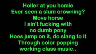 Yelawolf - I Need A Dollar (Freestyle) [HQ & Lyrics]