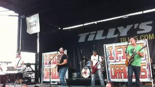 The Faster The Treadmill by I Fight Dragons - Live at Warped Tour