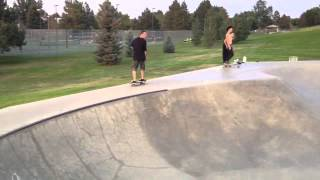 Bobby Meyer Skateboarding
