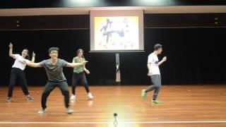 NUS Funk Freshie Showcase Vol.3 - Funku Panda