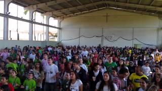 Marcas da Promessa no Encontro Diocesano de Coroinhas e Acólitos 2014 - Joinville
