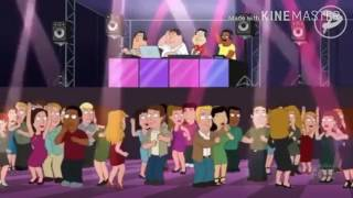 Peter griffin becomes a psytrance DJ family guy