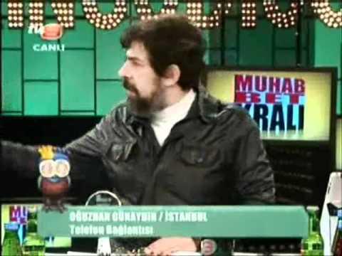 PROF. DR ALİ İHSAN DOKUCU TV 8 MUHABBET KRALI 2.wmv