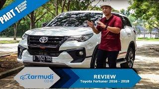 REVIEW Toyota Fortuner 2016-2018: SUV Metropolitan (Part 1 dari 2) width=