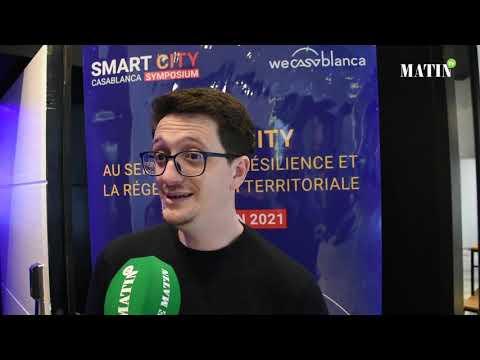 Video : Smart City Casablanca Symposium: Déclaration de Mehdi Alaoui, vice-président de l'APEBI
