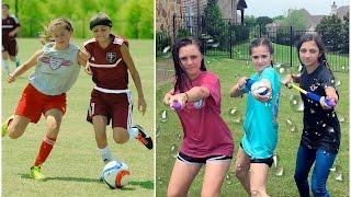 Kamri's Soccer Road Trip & Summer Fun | Behind The Braids Ep.5