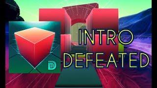 Glitch Dash - Intro (WIDESCREEN) - NEW GAME