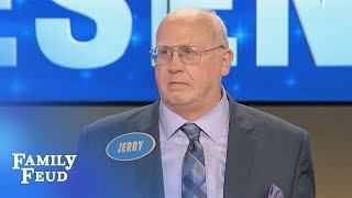 Uh-oh, GRANDPA'S on TWITTER, telling the WORLD about his...   Family Feud