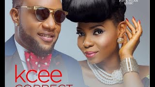 Kcee ft  Yemi Alade - Correct Video Official Lyrics