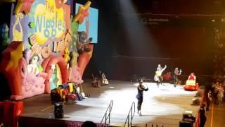 The Wiggles 2016 Dance Dance Dance Concert - Big Red Car