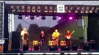 Banjoband Ivana Mládka - Když jsem já sloužil to první léto (Lichnov 31.8.2013)