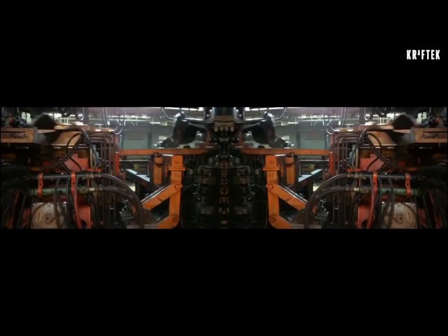 Videoclip oficial de 'Penetrator', de Pleasurekraft y Roberto Capuano.