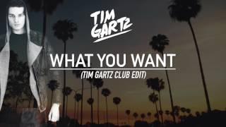 Tim Gartz & Cammora - What You Want (ft.Nicole Gartz) (Tim Gartz Club Edit)