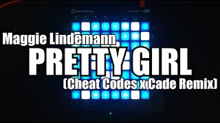 Maggie Lindemann - Pretty Girl (Cheat Codes x Cade Remix) | Launchpad PRO Cover by Blurry x Crega