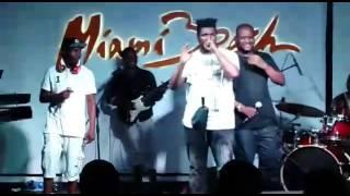 """PHATHAR MAK - """"Amizade acima de tudo"""" ao vivo no Miami Beach"""
