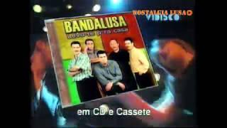 Bandalusa CD Levo-te para casa - publicidade 1997